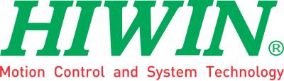 Logo marca hiwin, productos para automatización y control industrial