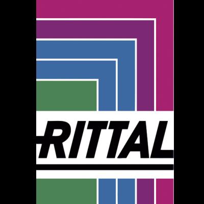 Logo marca rittal, productos para automatización y control industrial